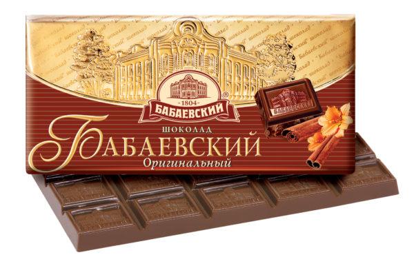 Бабаевская фабрика