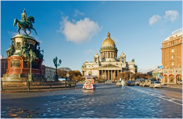 "Санкт-Петербург ""Город на островах"""