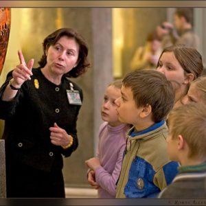 Знакомство с музеем