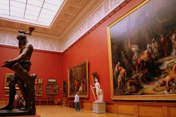 Европейское искусство XIX века