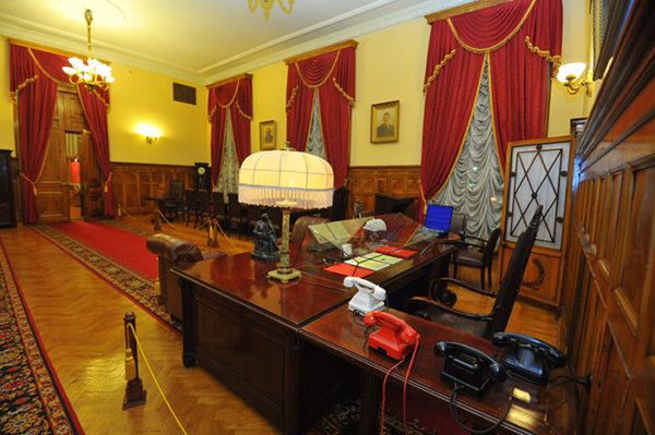 Кабинет Г.К.Жукова