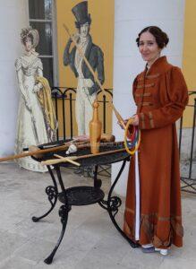 Выпускной Пикник в стиле XIX века