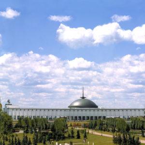 В Музее Победы