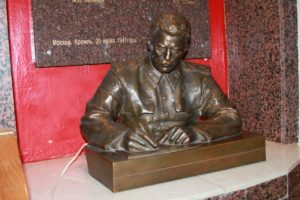 Бункер И.В.Сталина