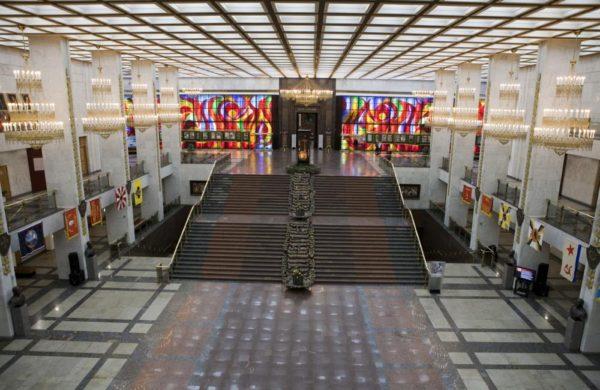 Музей Победы зал