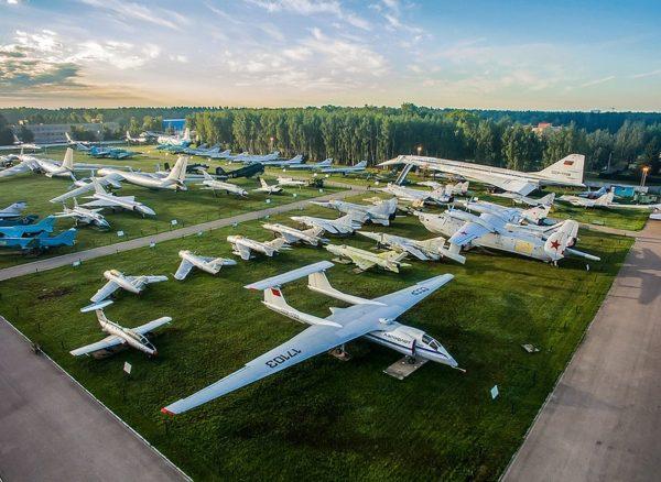 Монино-Музей ВВС