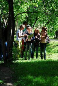 Выпускной в Мелихово для 4 класса