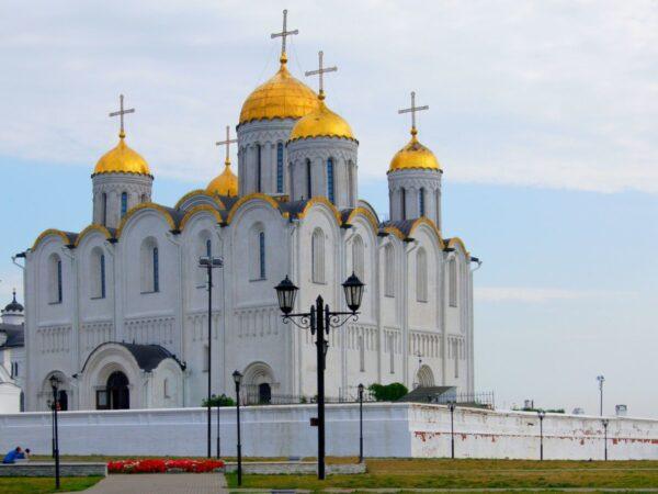 Суздаль-Владимир-Боголюбово