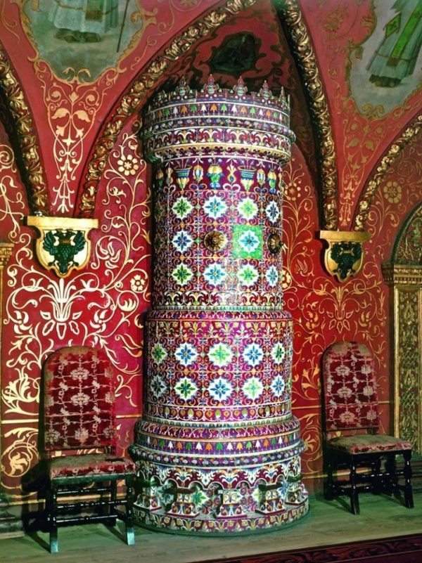 "Коломенский дворец ""Царицы"""