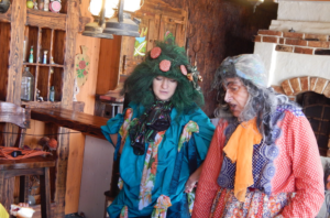 В гости к сказке на Масленку