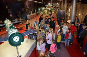 Музей космонавтики 5-11 класс