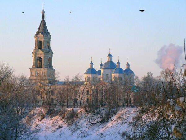 Масленица в Тверской глубинке