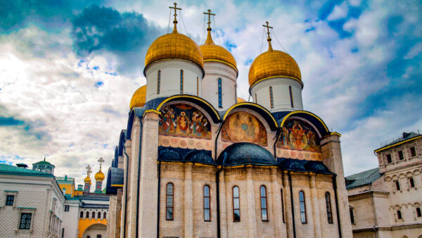 """Тур в Москву для школьников """"Классика """" 2 дня"""