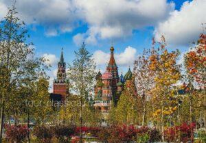 Тур в Москву для школьников 1 день
