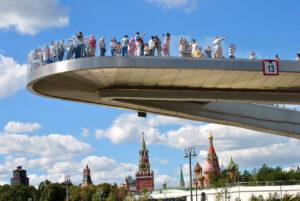 """Тур в Москву для школьников """"Классика"""" 1 день"""
