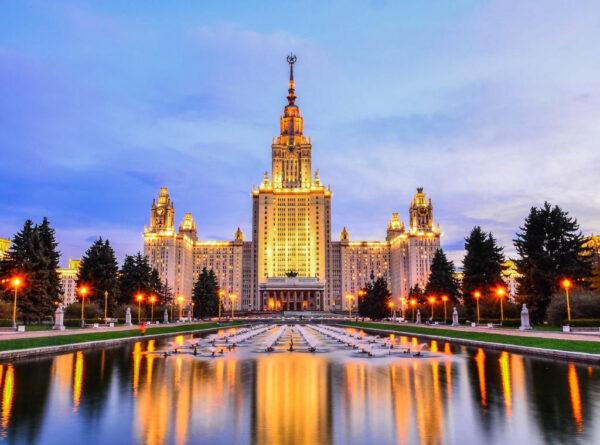 Тур в Москву для школьников 2