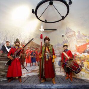 Служилые люди государства Московского