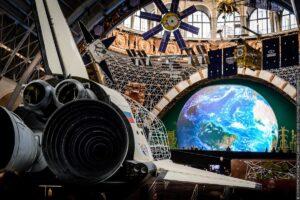 Космос павильон ВДНХ